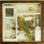 Joseph Cornell, Untitled (The Hotel Eden), (c.1945); Construction, 15 1:8 x 15 3:4 x 4 3:4 in