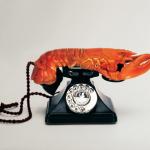 Salvador Dalí. Aphrodisiac Telephone.