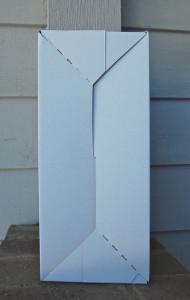 box flaps