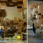 Cardboard Cloud 1