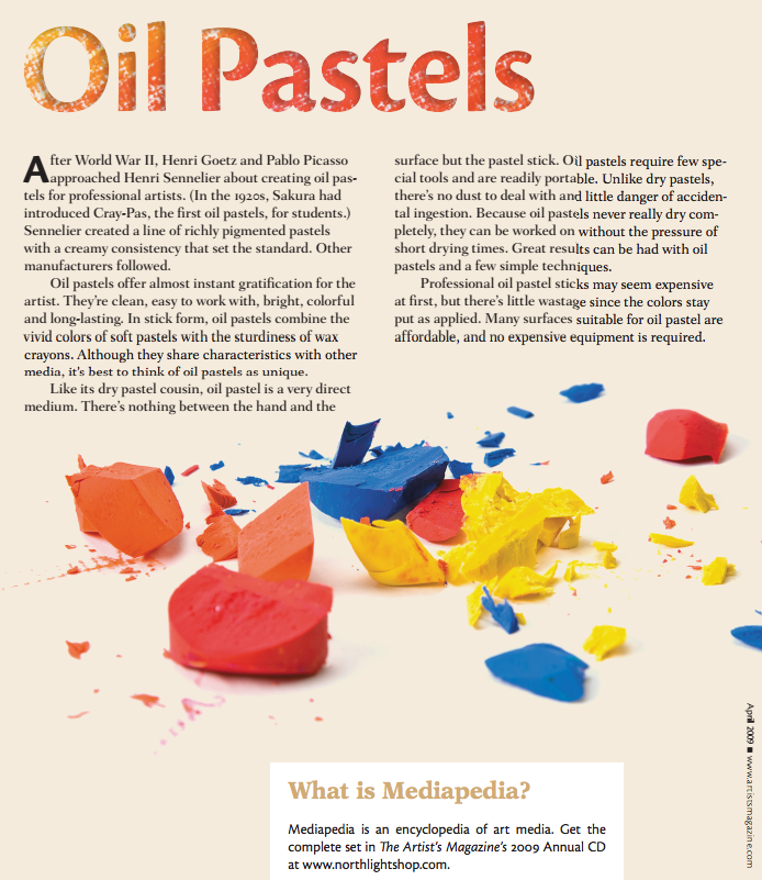 oil pastels 1
