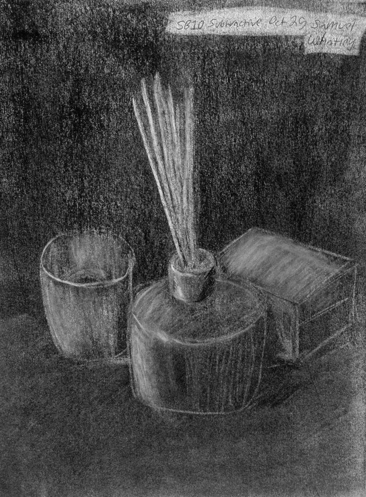 SB11: Subtractive | Drawing I