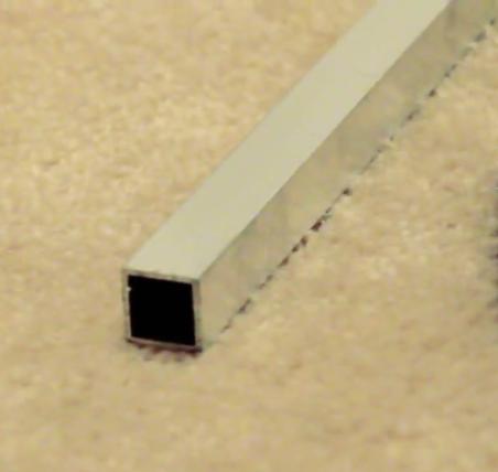 Square Aluminum Tubing