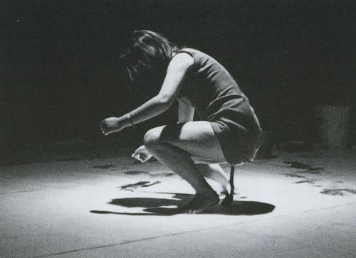 Vagina performance art