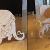 "Hailey Angione ""Octopus Chair"""