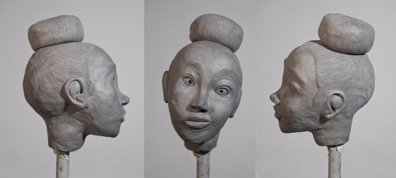 Rachel Griffith - Self-Portrait